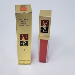 Yves Saint Laurent Pure Lip Gloss #8 YSL